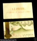 Carte parfumée ancienne L. T . PIVER PARIS PARFUM DE POMPETA