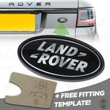 Authentique Range Rover Sport Vogue P38 suralimenté Badge Coffre Hayon Emblème Logo