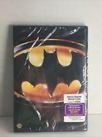 Batman DVD Tim Burton 1989 New Sealed
