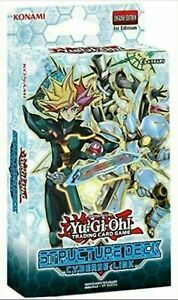 *** CYBERSE LINK STRUCTURE DECK *** FACTORY SEALED WITH BOX YUGIOH!