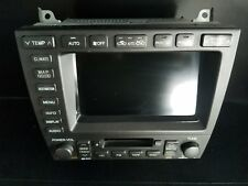 01-02-03-04-05 LEXUS GS300 GS400 NAVIGATION RADIO GPS CLIMATE, 86111-30251
