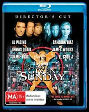 Any Given Sunday (Blu-ray, 2017 release)