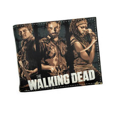 New Arrival Wallet The Walking Dead Short Wallets With Card Holder Photo Holder