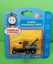 Thomas The Tank Engine & Friends  SODOR RECOVERY UNIT Ertl Toy Train