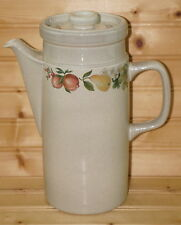 """Wedgwood Quince Coffee Pot & Lid, 6-Cup, 9 1/4"""""""