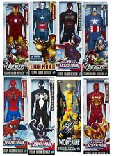 Official Marvel Avengers Titan Hero Spiderman Iron Action Figure Toy Gift Kids