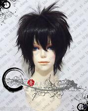 Ao No Blue Exorcist Rin Okumura Gray Fullbuster Anime Cosplay Costume Wig S999