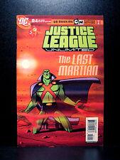 COMICS: DC: Justice League Unlimited #24 (2006) - RARE (figure/batman/flash)