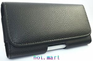 For Apple iPhone 8 7 6/4.7 case pu Leather Holster Belt Clip Carrying Case Pouch