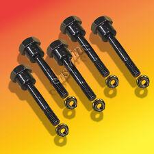 5 Snowblower Shear pins For Yahama 7y6-51647-01-00 (bolt) 90185-06122-00 (nut)