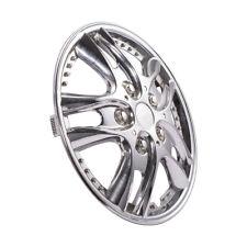 4pcs/ Set 13 inch Car Chrome Wheel Rim Skin Cover Hub Caps Hubcap Wheel Cover US
