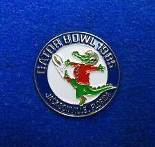 Florida State Seminoles Oklahoma State Cowboys NCAA Football 1985 Gator Bowl Pin