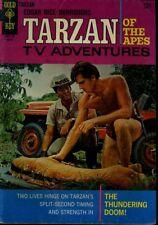 TARZAN TV ADVENTURES #165 GOLD KEY  PHOTO COVER