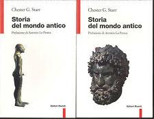 Starr: Storia del mondo antico 2 volumi
