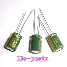 50 PCS 1000UF/6.3V Radial Electrolytic Capacitors 8x12MM 6.3V 1000UF
