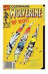 MARVEL COMICS WOLVERINE #50 (JANUARY 1992) DIE-CUT COVER NM+/M