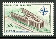 FRANCE - FRANCIA - 1959 - 10° anniversario della N.A.T.O.