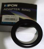 Adapter ring for Nikon D5600 D3300 D7500 D5000 D5500 D800 D600  72mm Reversing