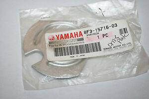 NOS Yamaha snowmobile starter DRIVE plate br250 cs340 ec540 et340 et250 et300