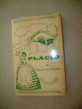 Placid by Penny Nichols Windler Signed N Carolina Civil War Confederacy Memories