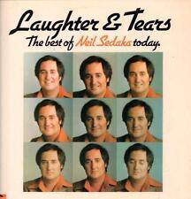 Neil Sedaka(Vinyl LP)Laughter & Tears-Polydor-2383 399-UK-Ex/Ex