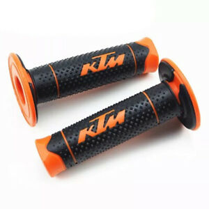 For KTM EXC EXCF SX SXF XC XCF XCW RC Duke 7/8 22mm Rubber Hand Grips Handle Gel