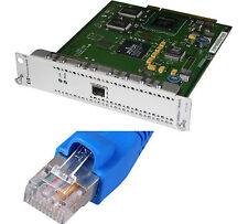 GIGABIT MODUL 1000Base-T J4115B FÜR HP PROCURVE 1600M 4000M 8000M 2424M SWITCHE