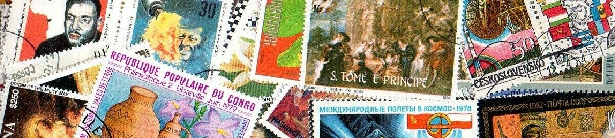 Stamp Packets For Sale