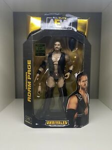 AEW Unrivaled Series 5 Hangman Adam Page Figure Chase Variant 1 of 3000 VHTF
