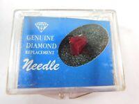 Vintage NOS Replacement Diamond Record Needle Stylus for CEC MC-16