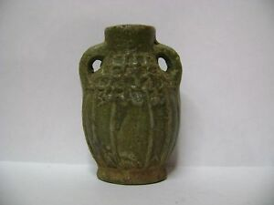 old antique Rare pottery -   snuff bottle