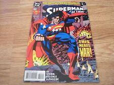 Action Comics #699 (1938 1st Series) Dc Comic Vf