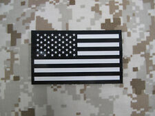 Dummy TAN/IR US Flag Left Patch mbss mlcs aor1 eagle FL-2156-TA