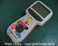 Megger MIT481 Telecom Insulation and Continuity Tester 1 Year Warranty