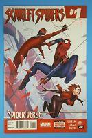 Scarlet Spiders #1 Marvel Comics 2014 Spider-Verse