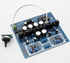 DELUXE DUAL DIFFERENTIAL FET INPUT STEREO PREAMPLIFIER KIT BASED ON JC-2