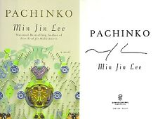 Min Jin Lee~SIGNED IN PERSON~Pachinko~1st/1st HC + Photos!