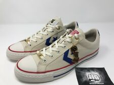 Converse Star Player Low Intangibles Wes Unseld 161409C White Blue Sz 8