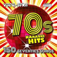 VOCAL-STAR 70s DECADES SONGS KARAOKE DISC PACK CD+G CDG 8 DISCS 150 SONGS