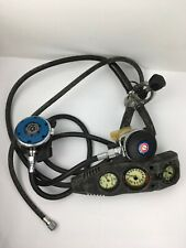 Vintage LOT WATERLUNG SPORTSWAYS, MARES MR12 III, SUUNTO DIVING EQP AS-IS