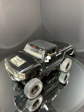 2003 Hummer H3T Diecast - 1:24 Scale - JADA TOYS Black A225 #90985