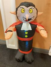 More details for halloween inflatable dracula with lights 1.2 metres new in box