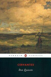 Don Quixote (Penguin Classics),Miguel De Cervantes Saavedra