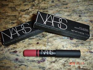 2 Nars Satin Lip Pencil 3837 Rikugien Pink Rose Made In Italy New In Box