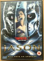 Jason X DVD 2002 Cult Friday The 13th in Space Sci-Fi Horror Slasher Vorhees