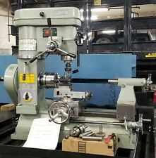 New listing  * Lathe, milling, drillpress 3 in 1 combo! machine central machinery*
