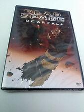 """DVD """"DEAD SPACE DOWNFALL"""" PRECINTADO SEALED EDICION FRANCESA CON CASTELLANO"""