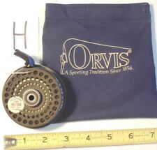 ORVIS CFO III SPARE SPOOL 444 WF5S LINE FLY FISHING REEL EXTRA SPOOL BAG #H