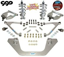 64-66 FORD MUSTANG CPP SUBFRAME KIT TUBULAR COIL OVER SUSPENSION KIT USA MADE
