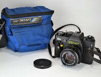 "BELOMO ""ZENIT-15m"" SLR CAMERA + MC HELIOS-44m-6 lens, f2/58mm (3)"